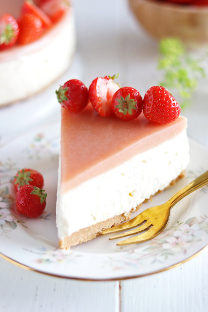 How To Make Rhubarb Cheesecake with No Oven