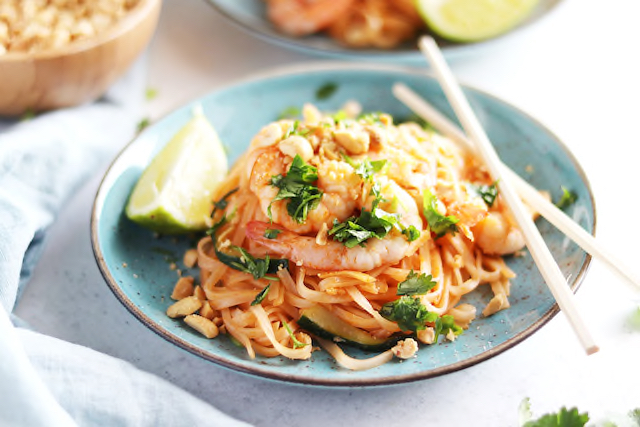 How to Make the Most Amazing Shrimp Pad Thai