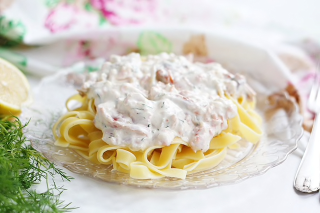 Super Creamy Smoked Salmon Paste