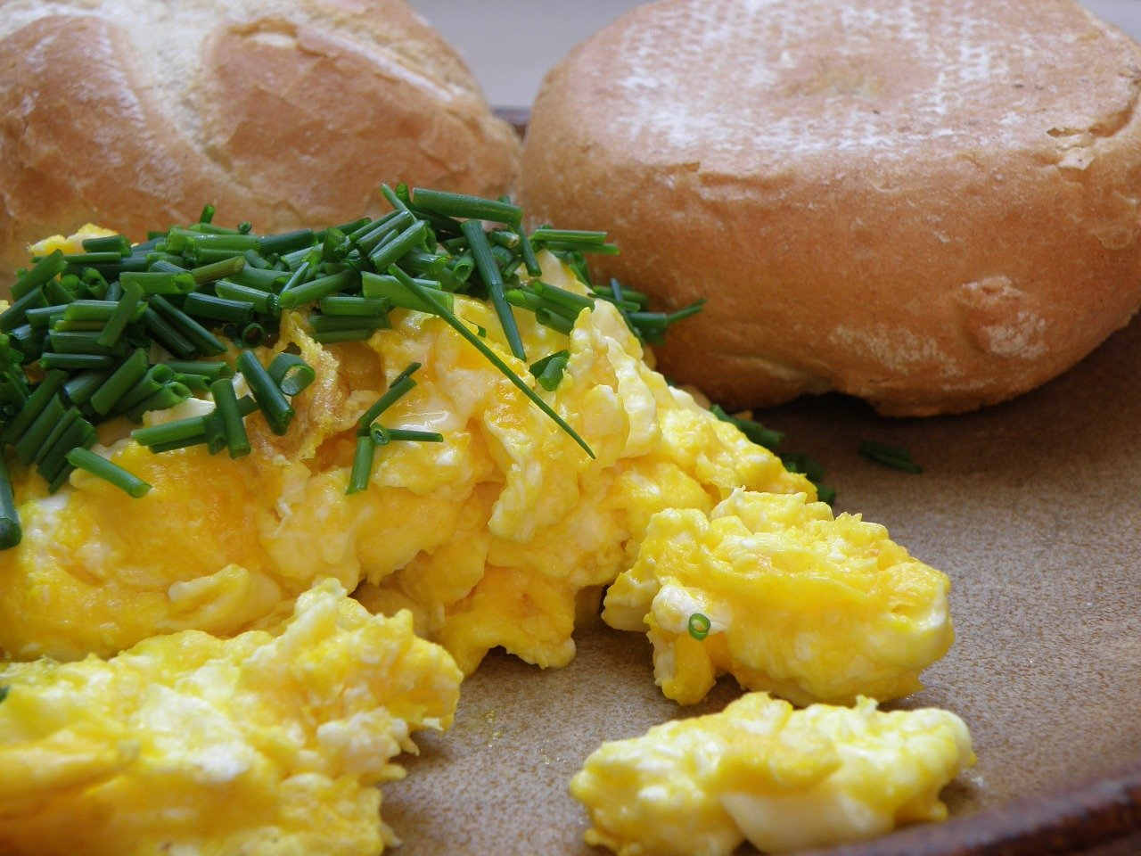 Classic Scrambled Eggs Recipe