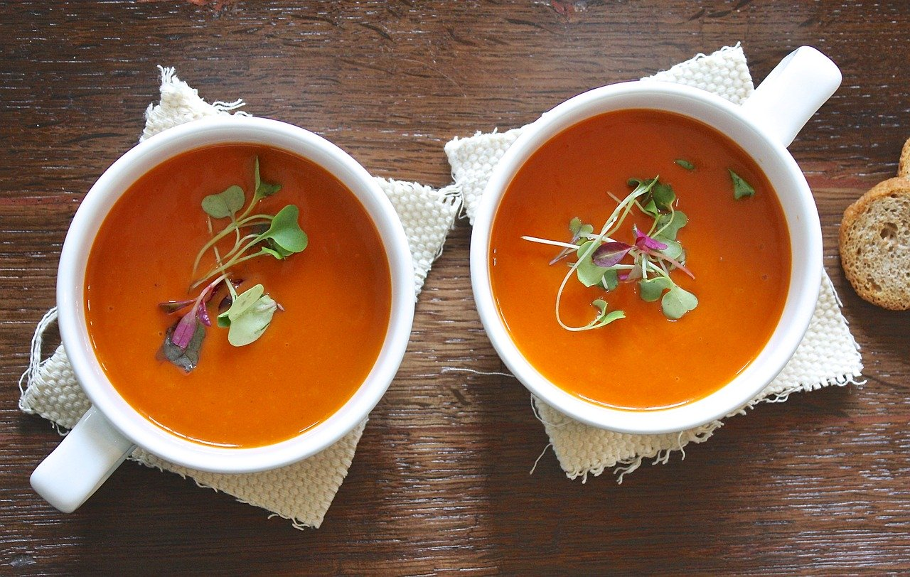 How to Make Your Own Tomato Soup: Recipe