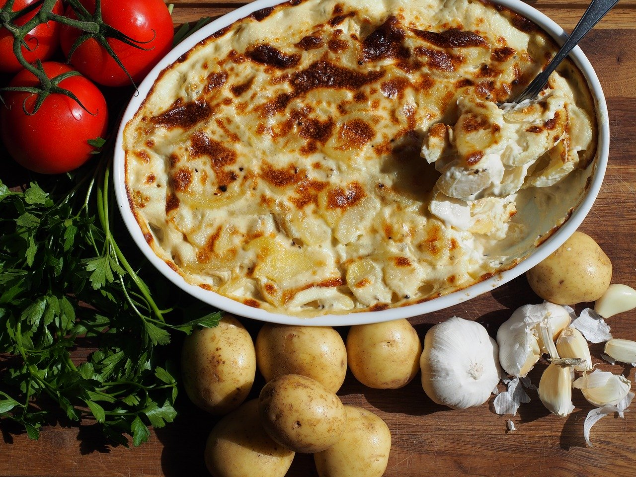Potato Gratin Gluten-Free Recipe