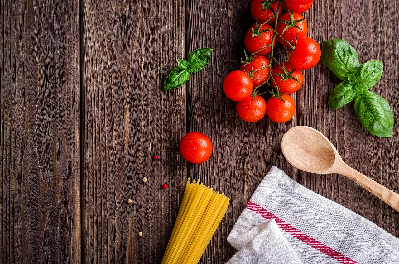 Halloumi Pasta with Tomato Sauce Recipe