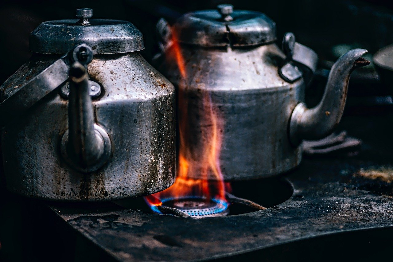 How to Boil Coffee Over Campfire